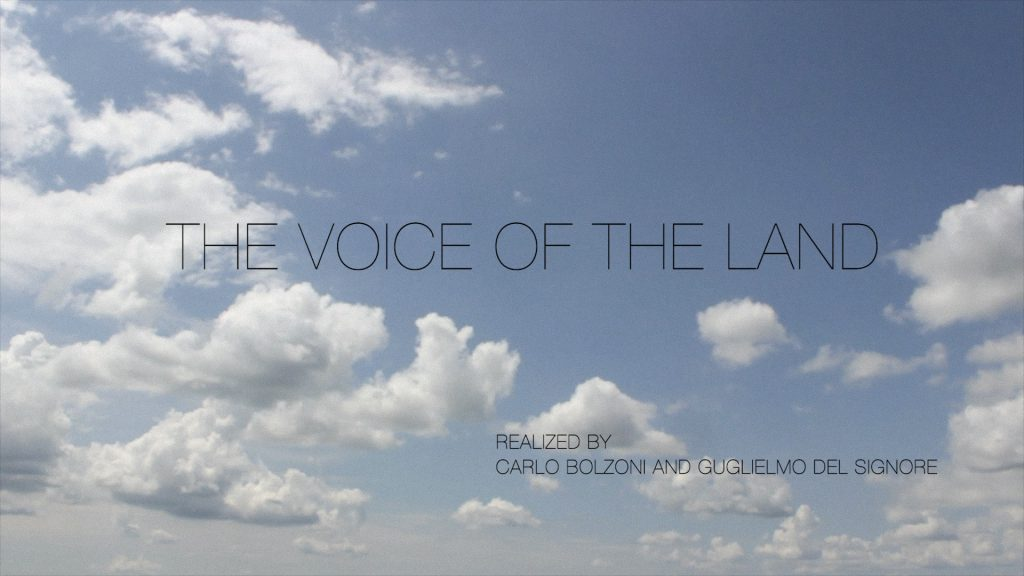 The voice of the land 7