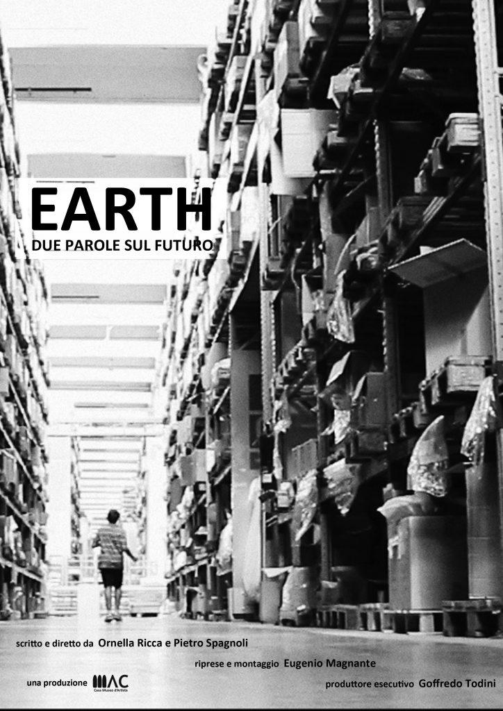 EARTH due parole sul futuro